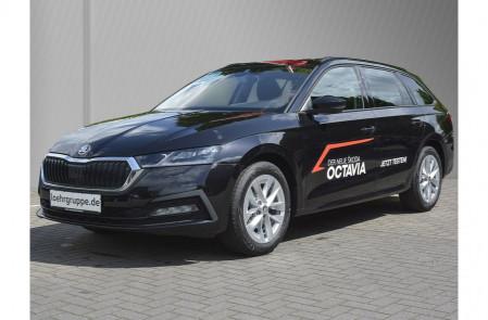 Skoda Octavia Combi 1,5l TSI 6-Gang-Schaltgetriebe