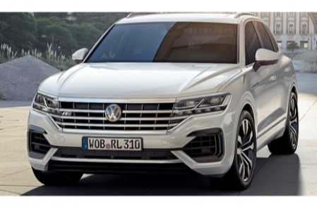 VW Touareg 3,0 l V6 TDI SCR 4MOTION 170 kW (231 PS)