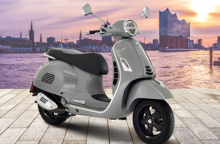 Vespa GTS Super Supertech 300 23 PS