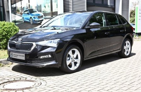 Skoda Scala 1.0 TSI 115 PS