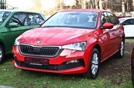Skoda Scala 1.0 TSI 116 PS