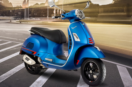 Vespa GTS Super Supersport 300 HPE ABS ASR 23 PS
