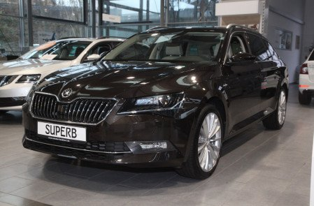 Skoda Superb Combi 2.0 TSI 220 PS