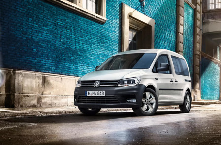 VW Caddy 5-Sitzer 1.0 TSI 100 PS