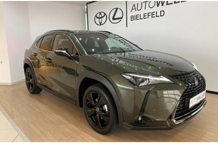 Lexus UX Leasing
