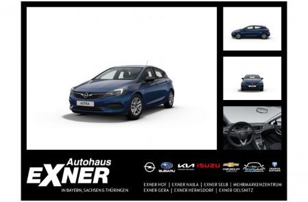 Opel Astra Leasing