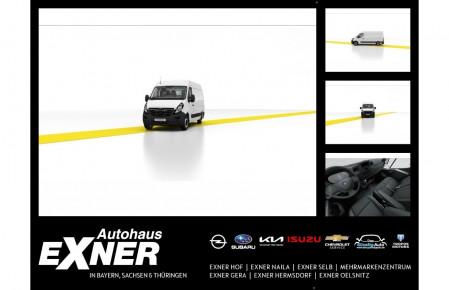 Opel Movano Leasing