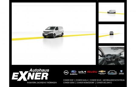 Opel Vivaro Leasing