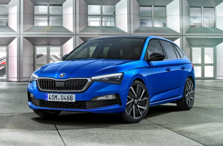 Skoda Scala 1.0 TSI 117 PS