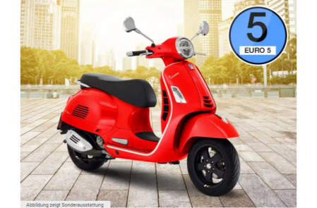 Vespa GTS Super 300 HPE ABS ASR - Modell 2021 23,8 PS