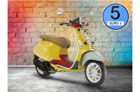Vespa Primavera Wotherspoon 50 4T 3V i-get  Modell 2021