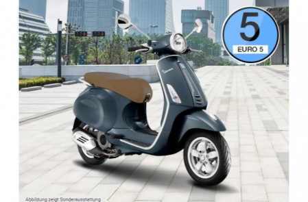 Vespa Primavera 50 4T 3V i-get - Modell 2021