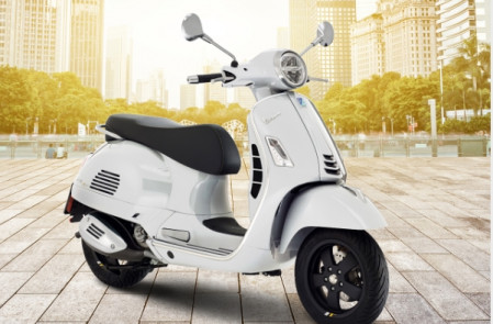Vespa GTS Super 125 12 PS
