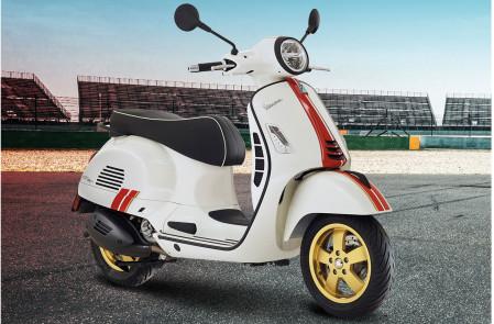 Vespa GTS Super Racing 125 i-get ABS 12,2 PS