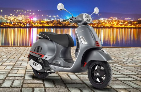 Vespa GTS Super Supersport 125 IGET ABS 12,2 PS