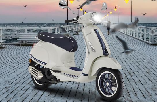 Vespa Primavera Yacht Club 50 3 PS