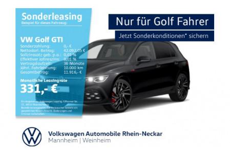 VW Golf Leasing
