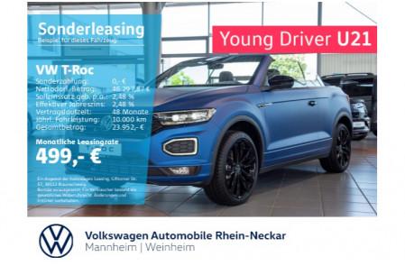 VW T-Roc Leasing